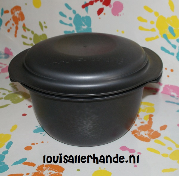 tupperware ultra pro rond 2 5liter met deksel louis. Black Bedroom Furniture Sets. Home Design Ideas