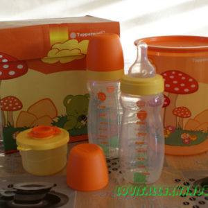 Tupperware voor Kinderen